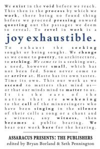 Joy_Exhaustible